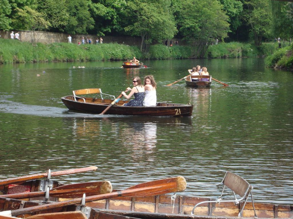 Durham Rowing Boats