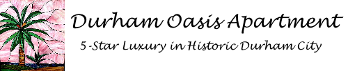 Durham Oasis Apartment Logo